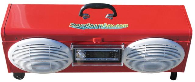 Super Boom Box